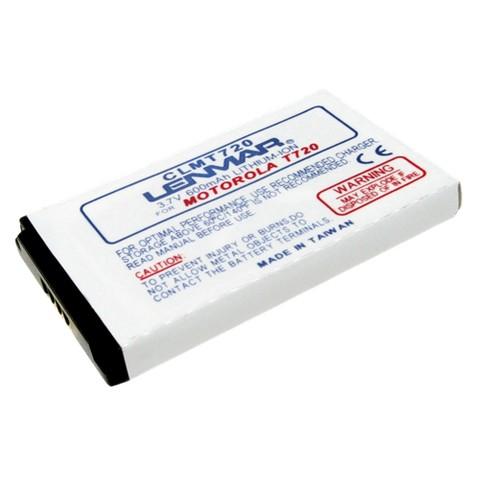 Lenmar Battery for Motorola Cellular Phones - White (CLMT720)