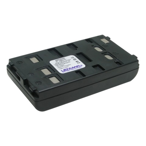 Lenmar NMH2000 Replacement Battery for Sony, JVC and Panasonic Camcorders - Black