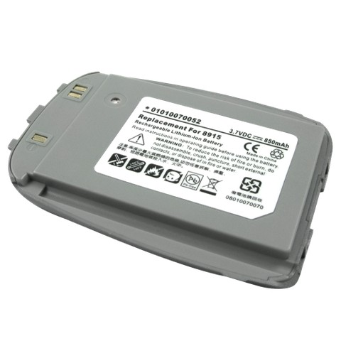 Lenmar CLA8915 Replacement Battery for Audiovox, Pantech, UTStarcom Cellular Phones - Black