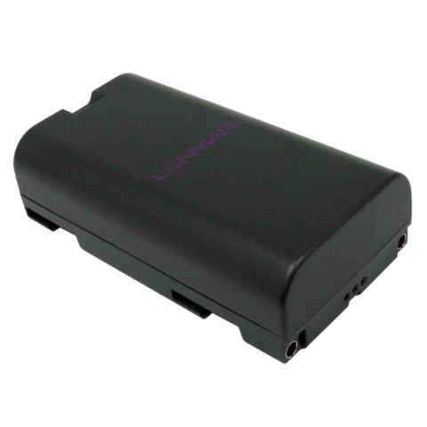 Lenmar LIH13 Replacement Battery for RCA BB-65L, Panasonic PV-DBP5, JVC BN-V812U Camcorders