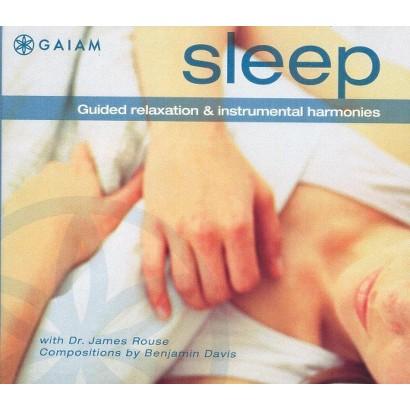 Sleep: Guided Relaxation & Instrumental Harmonies