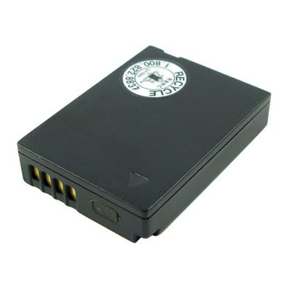 Lenmar DLPBCG10 Replacement Battery for Panasonic DMWBCG10, DMWBCG10E, DMWBCG10PP Cameras