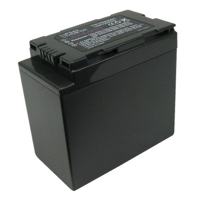 Lenmar LIP540 Replacement Battery for Panasonic CGA-D54, CGA-D54SE/1B, VW-VBD55 Camcorders