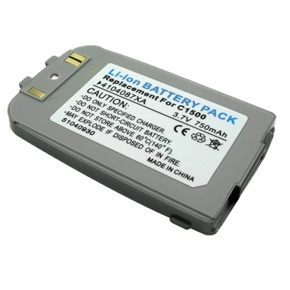 Lenmar Replacement Battery for LG Cellular Phones - Black (CLLG505)