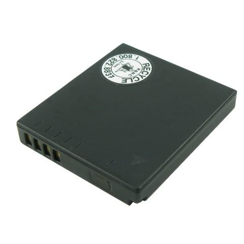 Lenmar DLPBCF10 Replacement Battery for Panasonic DMW-BCF10, DMW-BCF10E, DMW-BCF10PP Cameras