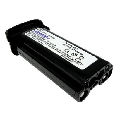 Lenmar Battery replaces Canon NP-E3, 7084A001, 7084A002 - Camera Battery