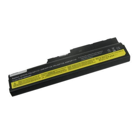 Lenmar Battery for IBM (Lenovo) Laptop Computers - Black (LBIR60)