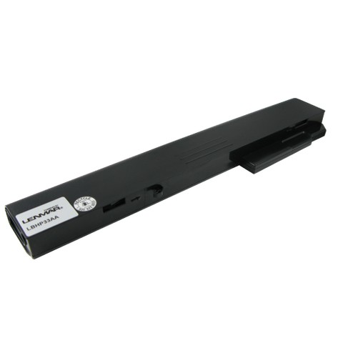 Lenmar Battery for Hewlett Packard Laptop Computers - Black (LBHP33AA)