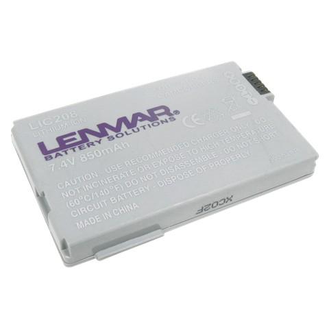 Lenmar Battery replaces Canon BP-208, BP-208DG, BP-214 - Camcorder Battery
