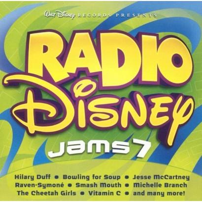Radio Disney Jams, Vol. 7