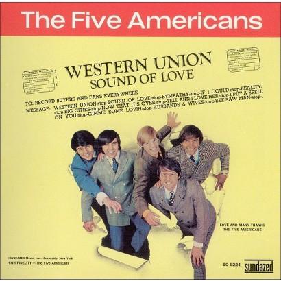 Western Union/Sound of Love (Bonus Track)
