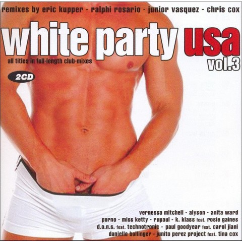 White Party USA, Vol. 3