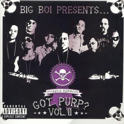Big Boi Presents...Got Purp?, Vol. 2 [Explicit Lyrics]