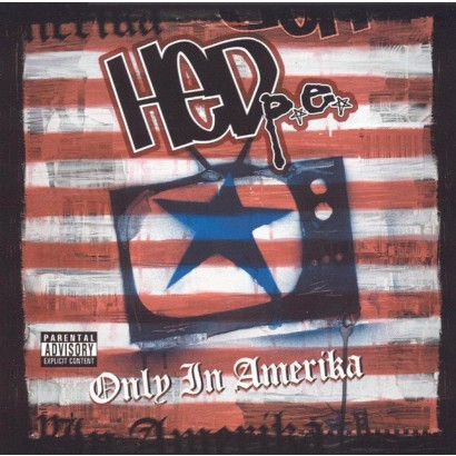 Only in Amerika [Explicit Lyrics]