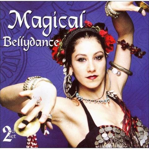 Various Artists - Belly Dance Spectacular/Magical Bellydance (CD)