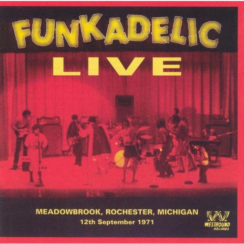 Live: Meadowbrook, Rochester, Michigan 12th September 1971