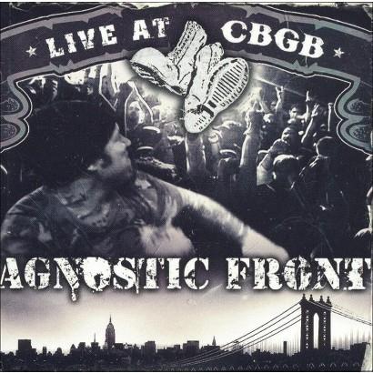 Live at CBGB's (CD & DVD)