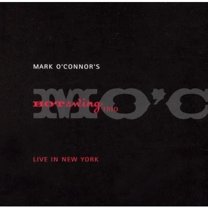 Mark O'Connor's Hot Swing Trio Live in New York