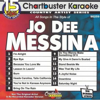 Chartbuster Karaoke: Jo Dee Messina