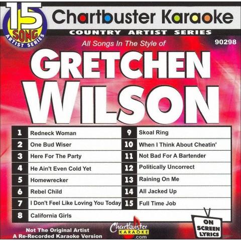 Hits of Gretchen Wilson
