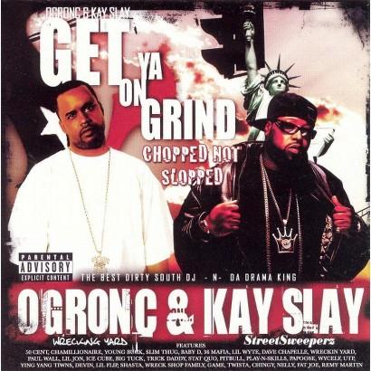 Get on Ya Grind (Chopped Not Slopped) [Explicit Lyrics]