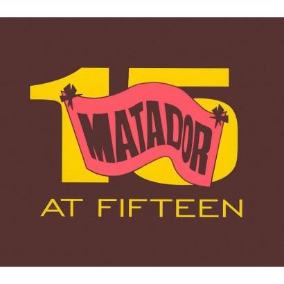 Matador at Fifteen (CD & DVD)