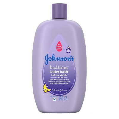 Johnson's Bedtime Bath - 28 oz.