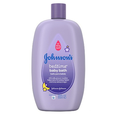 Johnson's Bedtime Bath - 28 oz.