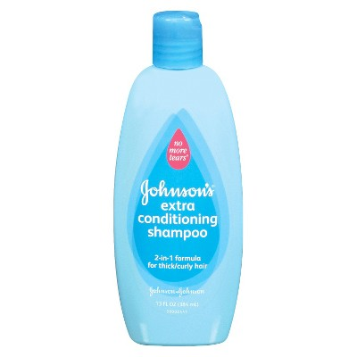 Johnsons Baby Extra Conditioning Shampoo - 13 Oz