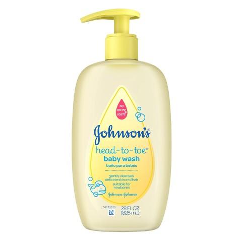 Johnson's Head-to-Toe Baby Wash - 28 oz.