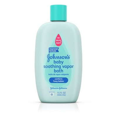 Johnson's Soothing Vapor Bath - 15.0 oz.