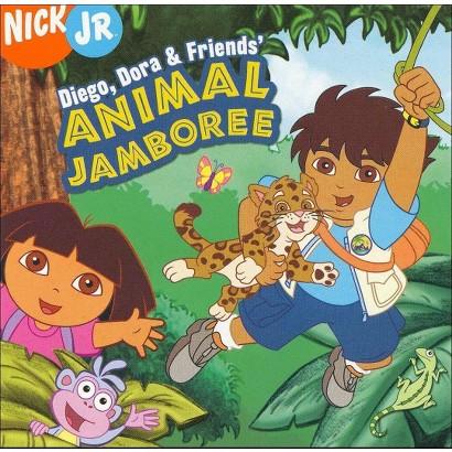 Diego, Dora and Friends' Animal Jamboree