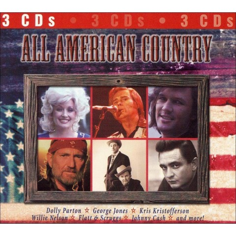 All American Country (BMG)