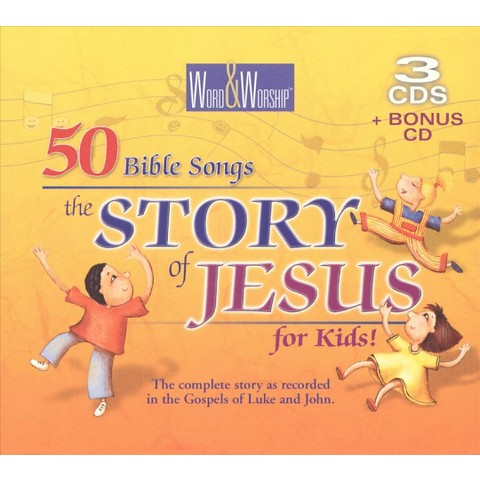 The Story of Jesus for Kids
