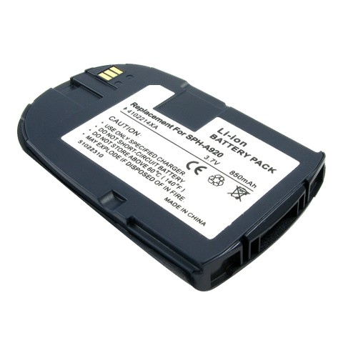 Lenmar Replacement Battery for Samsung Cellular Phones - Black (CLSG531)