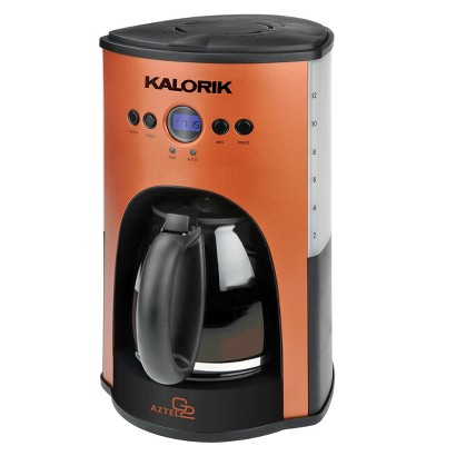 Kalorik Aztec Coffee Maker