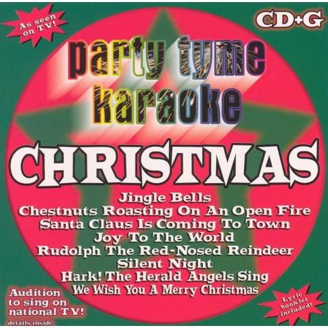 Party Tyme Karaoke: Christmas