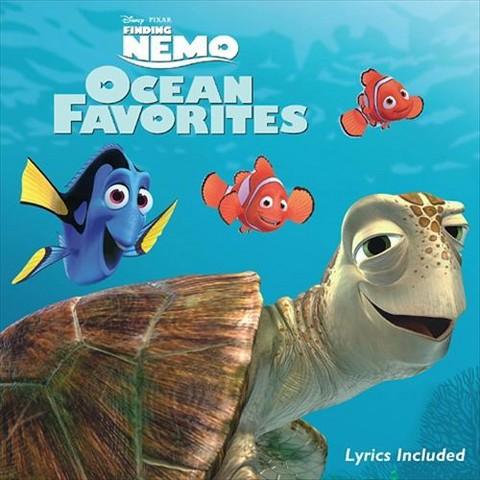 Finding Nemo: Ocean Favorites