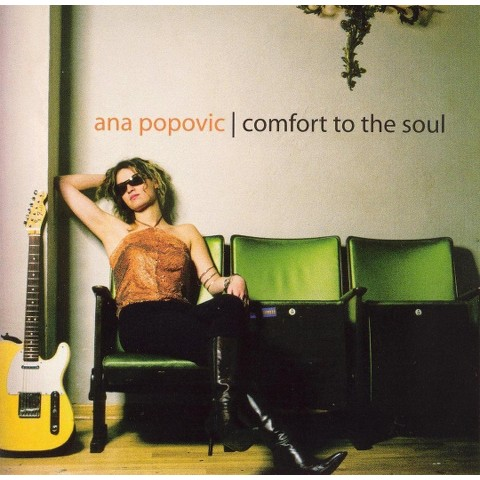 Comfort to the Soul (Lyrics included with album)