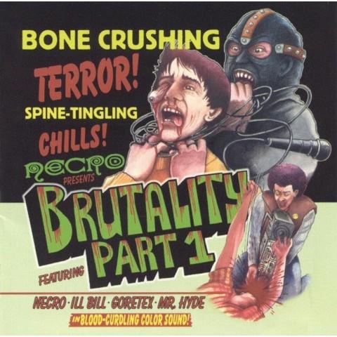 Brutality [Explicit Lyrics]