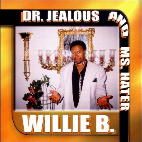 Dr. Jealous and Ms. Hater