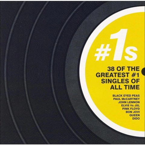 #1's: 38 of the Greatest #1 Singles of All Time