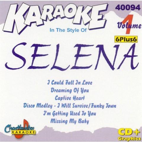 Chartbuster Karaoke: Selena (2004)