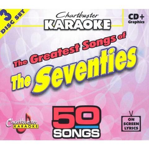 Chartbuster Karaoke: Greatest Songs of the Seventies