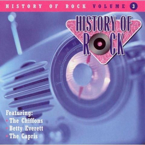 History of Rock, Vol. 3