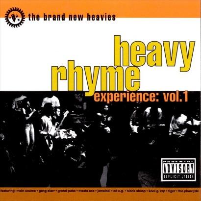 Heavy Rhyme [Explicit Lyrics]