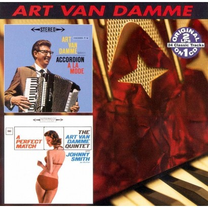 Accordion à la Mode/A Perfect Match (Greatest Hits)