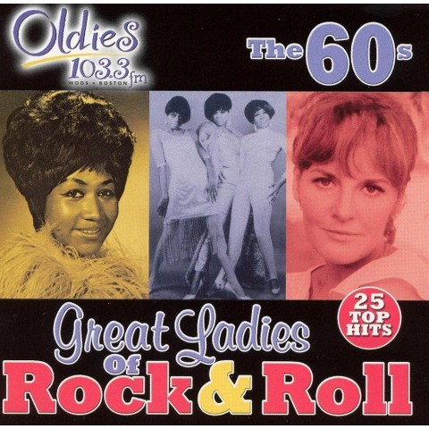 WODS: Great Ladies of Rock & Roll - The '60s