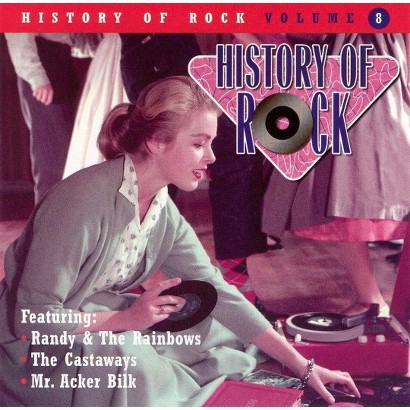 History of Rock, Vol. 8 (Collectables 2002)