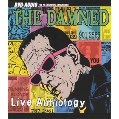 Live Anthology (DVD Audio)